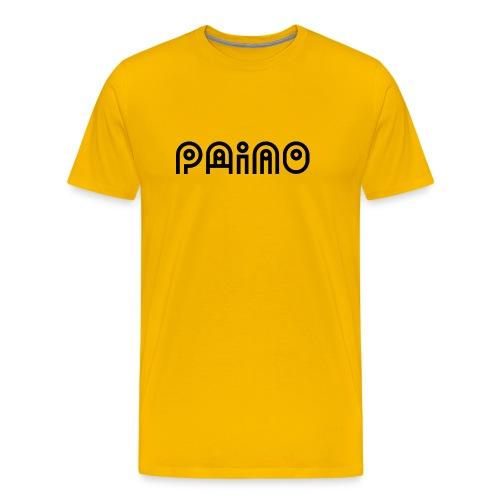 paino - Männer Premium T-Shirt