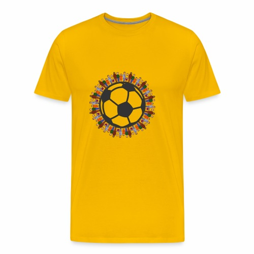 One world one sport - Männer Premium T-Shirt