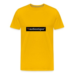 authentique - Men's Premium T-Shirt