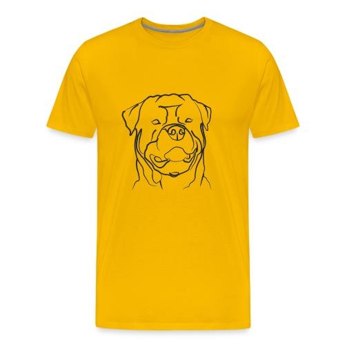 Rottweiler Original - Männer Premium T-Shirt