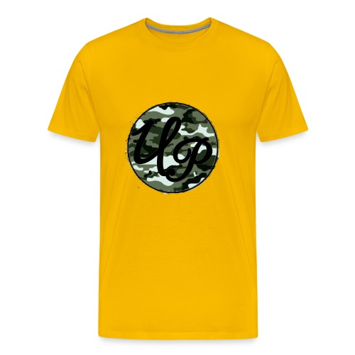 Unique Productions Camo Print - Men's Premium T-Shirt