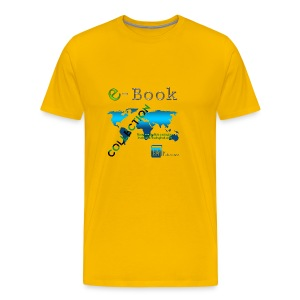 E-Book Collection - Camiseta premium hombre