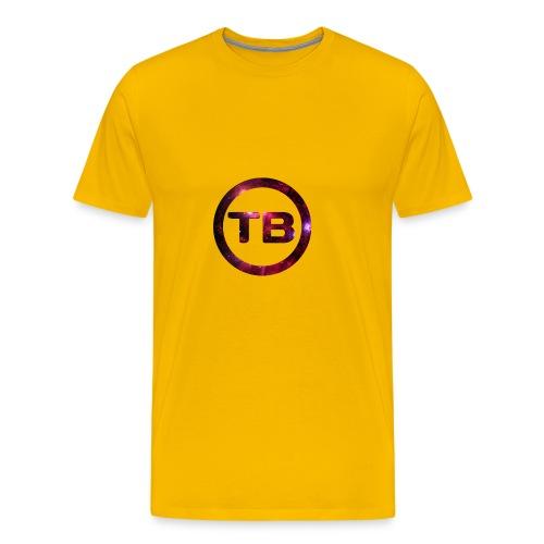 team backfull - Mannen Premium T-shirt