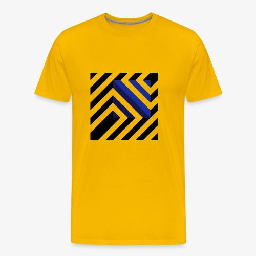Geosquare - Männer Premium T-Shirt