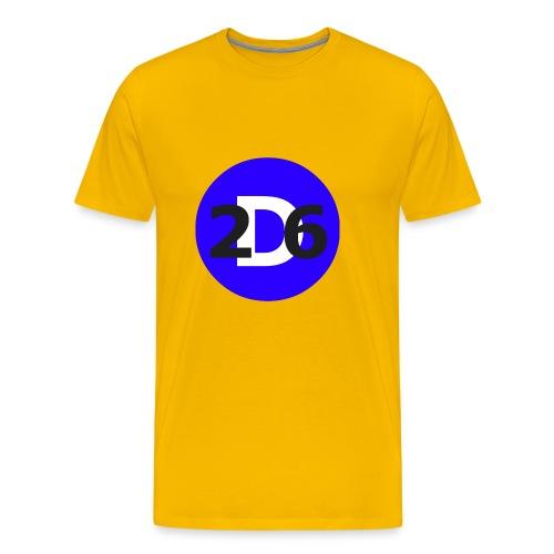 Dommie 26 original logo - Men's Premium T-Shirt