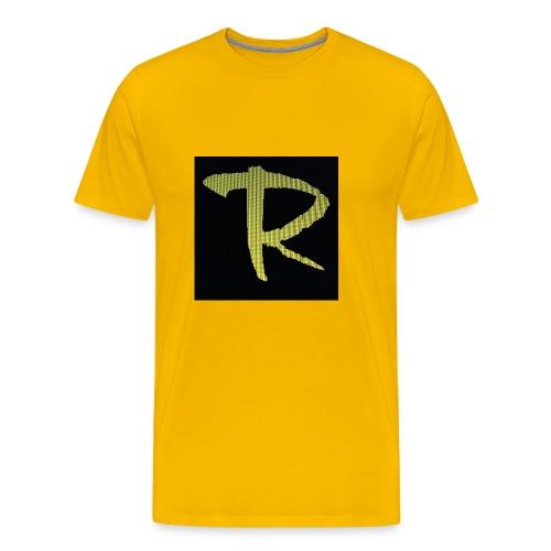 RONGISENE E - Premium T-skjorte for menn
