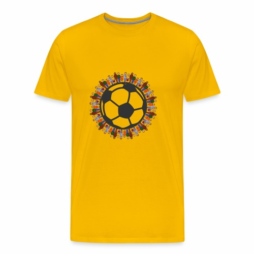One world one sport - Männer Premium T-Shirt