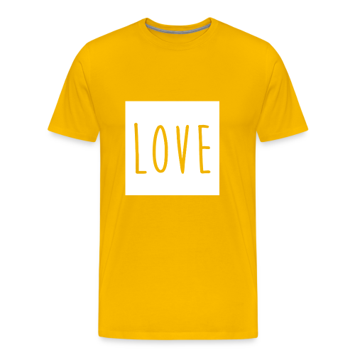 Love Women - Men's Premium T-Shirt