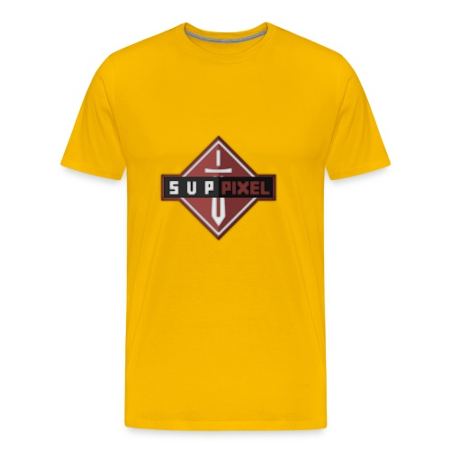 SupPixel Shirt - Men's Premium T-Shirt