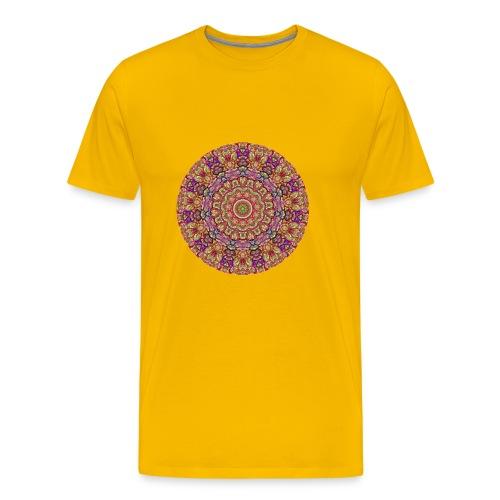 Colección Mandala 2 - Camiseta premium hombre
