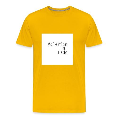 Val & Fade - Männer Premium T-Shirt