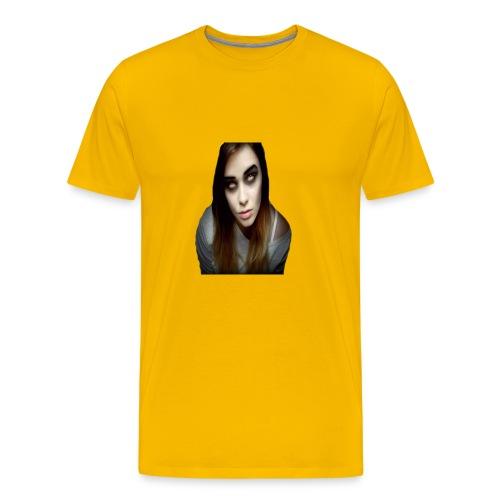 vampire-girl - Männer Premium T-Shirt