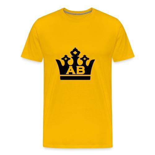 AB Cap - Mannen Premium T-shirt