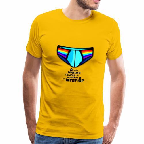 Interior - Camiseta premium hombre
