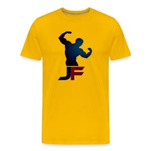 Herre - Herre premium T-shirt