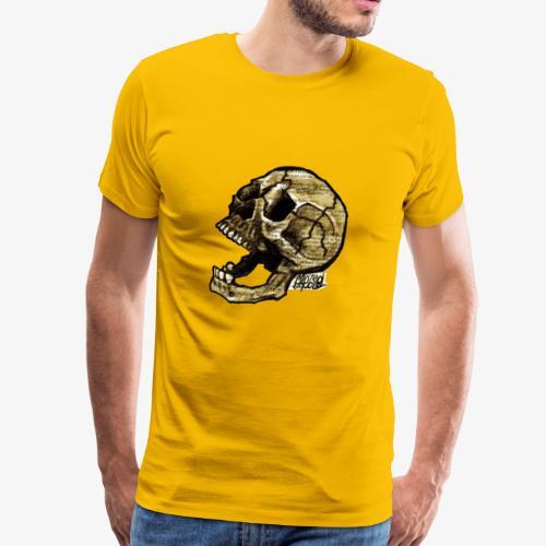 CRANE OPENJAUNE - T-shirt Premium Homme