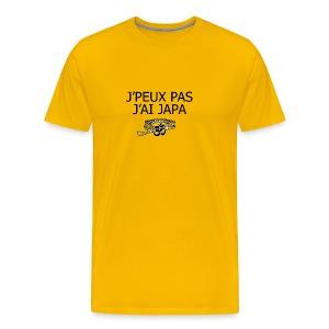 J'peux pas j'ai japa - T-shirt Premium Homme