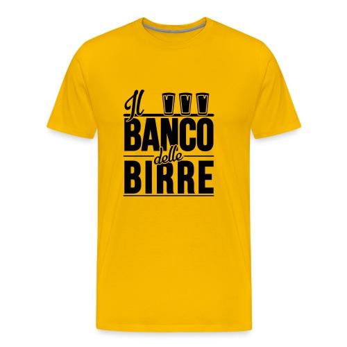 Il Banco delle Birre - Maglietta Premium da uomo