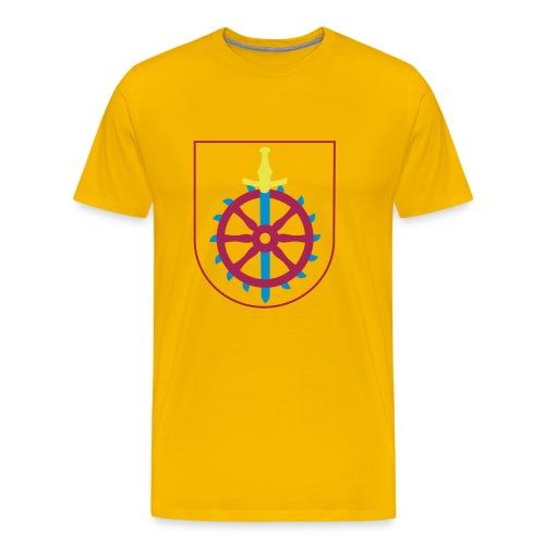 Weißenseer Wappen - Männer Premium T-Shirt