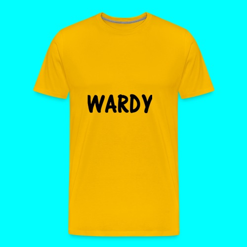 Wardy - Men's Premium T-Shirt