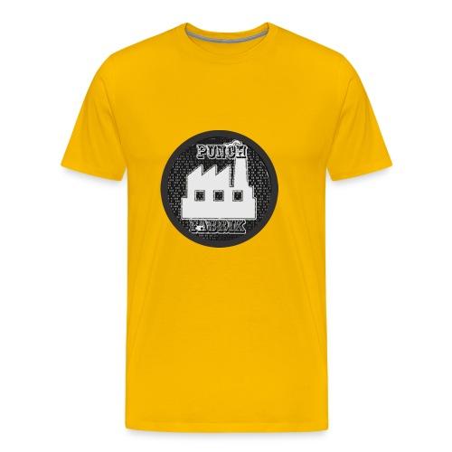 PunchFabrik Logo - Männer Premium T-Shirt
