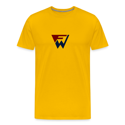 FW Logo - Men's Premium T-Shirt