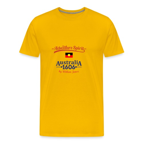 Adventure Spirit Australia - Männer Premium T-Shirt