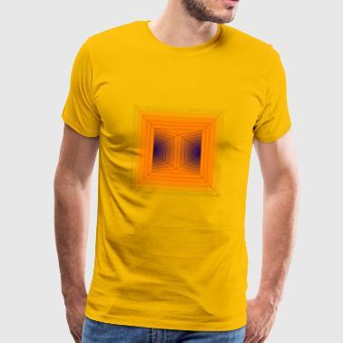 haarukka - Miesten premium t-paita