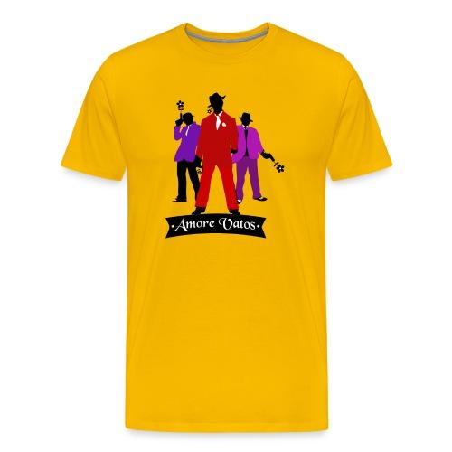Amore Vatos - Männer Premium T-Shirt