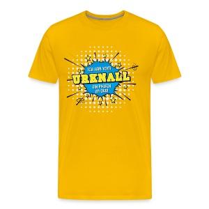 Rüdis Urknall - Männer Premium T-Shirt
