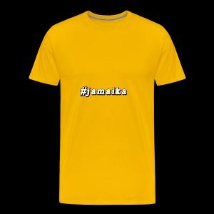 #Jamaika - Männer Premium T-Shirt