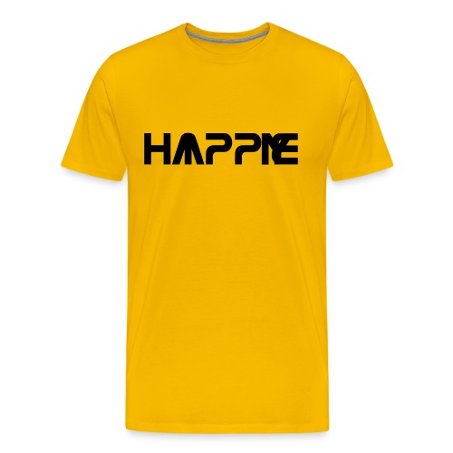 Happy Hippie - Männer Premium T-Shirt