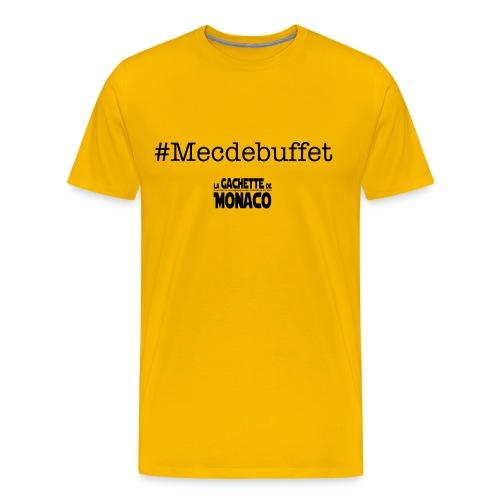 #Mecdebuffet - T-shirt Premium Homme