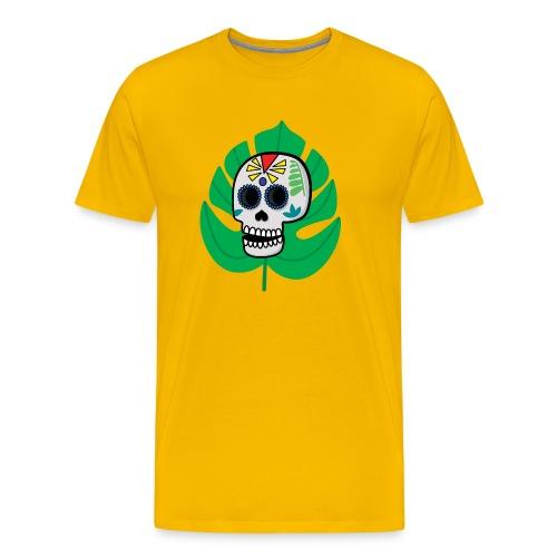 Mexican skull - T-shirt Premium Homme