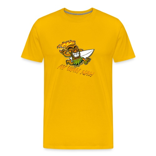 Ay Wah Nah - Männer Premium T-Shirt