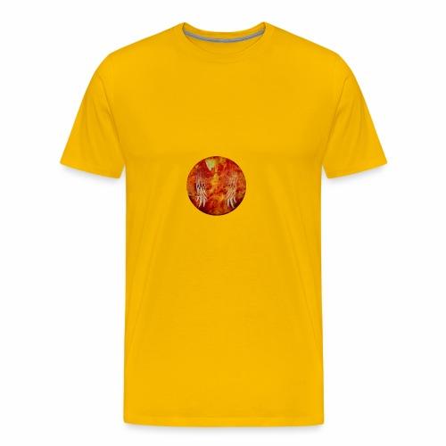 Fire and Fuego - Maglietta Premium da uomo