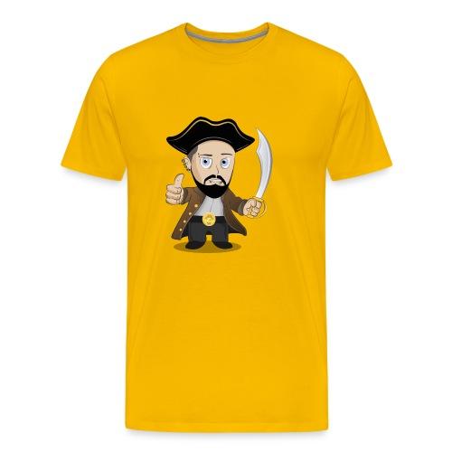KaeptnTV Bild - Männer Premium T-Shirt