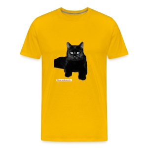 Gourmetkater - Männer Premium T-Shirt