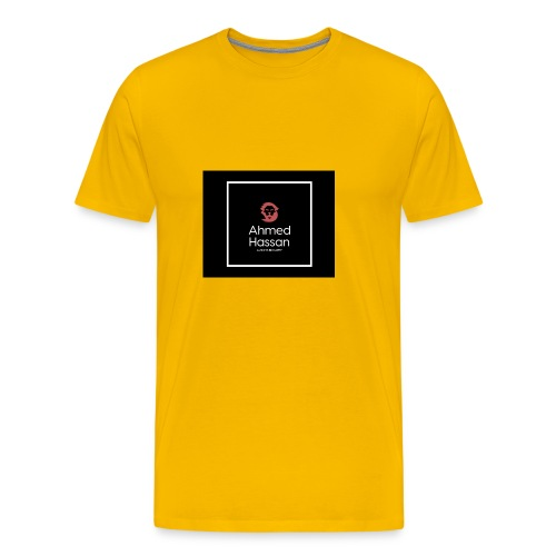 Ahmed Hassan Merch - Men's Premium T-Shirt