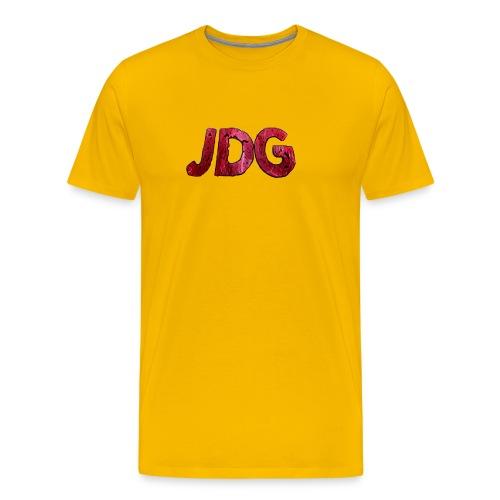 JustDanielGames - Mannen Premium T-shirt