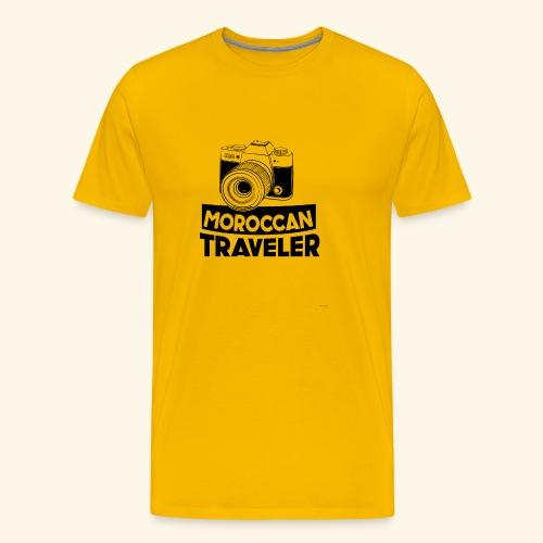 Moroccan Traveler - T-shirt Premium Homme