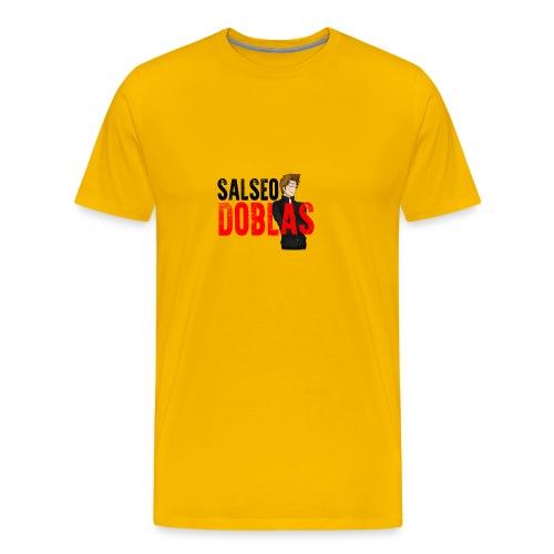 Salseodoblas - Camiseta premium hombre