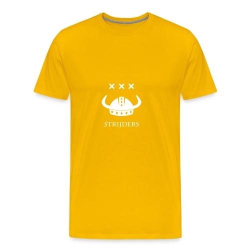 Strijders Original Design - Mannen Premium T-shirt