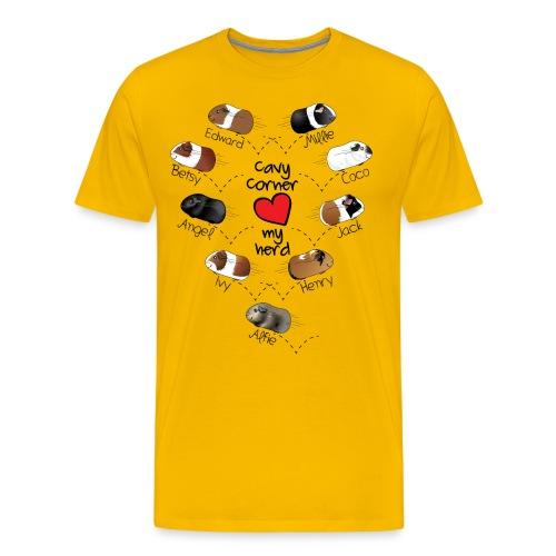 Hayley's Cavy Corner - Men's Premium T-Shirt