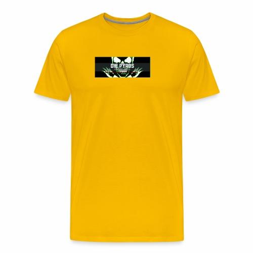 pyro Design - Männer Premium T-Shirt