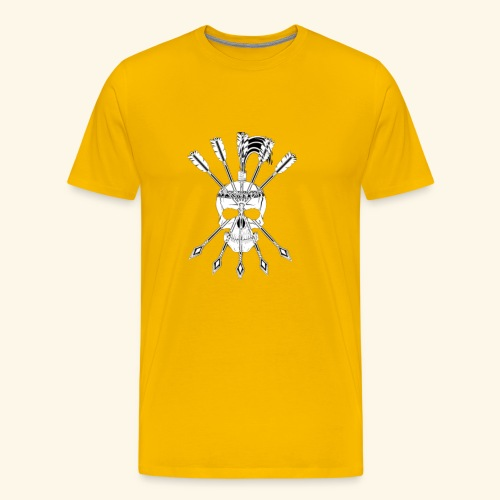 Hard - T-shirt Premium Homme