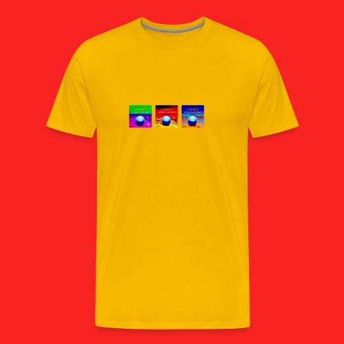 Tripple 4_SURES - Men's Premium T-Shirt
