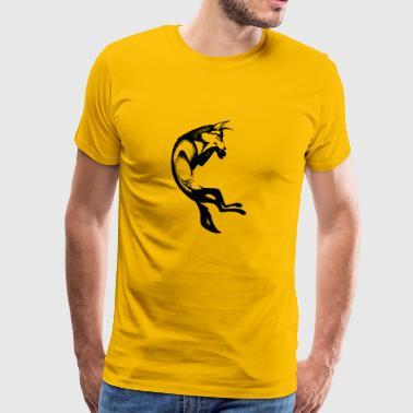 Kojote - Männer Premium T-Shirt