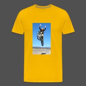 Stuntvrouw (v) - Mannen Premium T-shirt