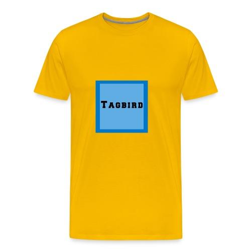 Tagbird's Design - Männer Premium T-Shirt